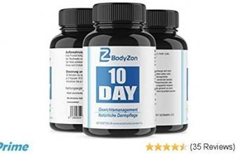 🙋♀️🙋♂️10 Day – Abnehmen – Detox – Entgiftung – Diät – KETO BURN