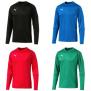 Puma Liga Herren Training Sweat Shirt Langarmshirt verschiedene Farben