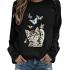 Herren Damen Hoodie Sweatshirt – 50% Rabatt