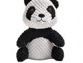 Quietschendes Panda Plüsch Hundespielzeug für kleine Hunde – nur 3,99€