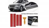 Auto Einstiegsleisten Schutz Aufkleber Carbon Optik – 80% Rabatt