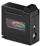 Goobay Batterietester für AAA, AA, C, D, 9 V, N- und Knopfzellen – 32% Rabatt