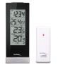 Technoline WS 9767 Wetterstation mit Funkuhr, Innen- und Außentemperaturanzeige – 50% Rabatt