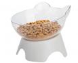 Futternapf für Katzen mit leichter Neigung – 50% Rabatt