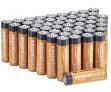 Amazon Basics AA-Alkalibatterien, leistungsstark, 1,5 V, 48 Stück – 41% Rabatt
