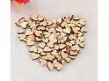 100 Dekorations-Herzen aus Holz – 80% Rabatt