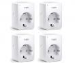 TP-Link Tapo Smart WLAN Steckdose, Alexa Steckdose im 4er Pack – 33% Rabatt