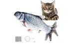 Interaktives Elektro-Fisch Katzenspielzeug – 40% Rabatt