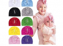 Elastisches Baby Turban Haarschmuck – 50% Rabatt