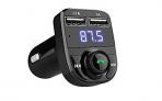 FM Bluetooth Transmitter für Musik & Freisprechanrufe – 80% Rabatt