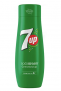 SodaStream Sirup 7UP – 1x Flasche ergibt 9 Liter Fertiggetränk – 38% Rabatt