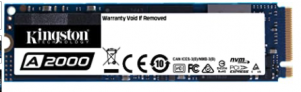 Kingston A2000 (SA2000M8/500G) SSD – 47% Rabatt