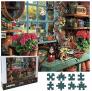 Puzzle 1000 Teile mit wunderschönem Motiv – 55% Rabatt
