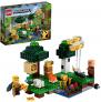 LEGO Minecraft Die Bienenfarm, Bauset mit Bienenzüchterin und Schaffigur – 34% Rabatt