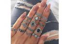 Vintage Silber Ringe für Frauen und Mädchen – 90% Rabatt