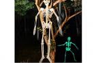 Leuchtender Halloween Skelett-Körper 32cm – 80% Rabatt