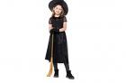 Komplettes Halloween Hexen-Kostüm – 50% Rabatt