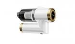 Kabelloser Autostaubsauger mit eingebautem LED Licht – 50% Rabatt